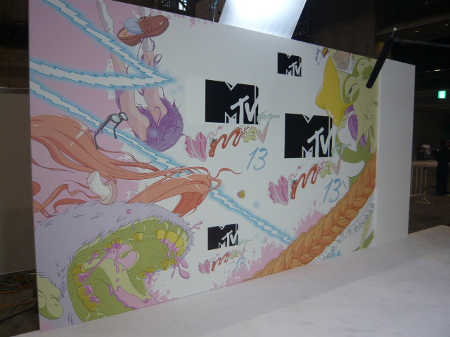 MTV VIDEO MUSIC AWARDS JAPAN 2013